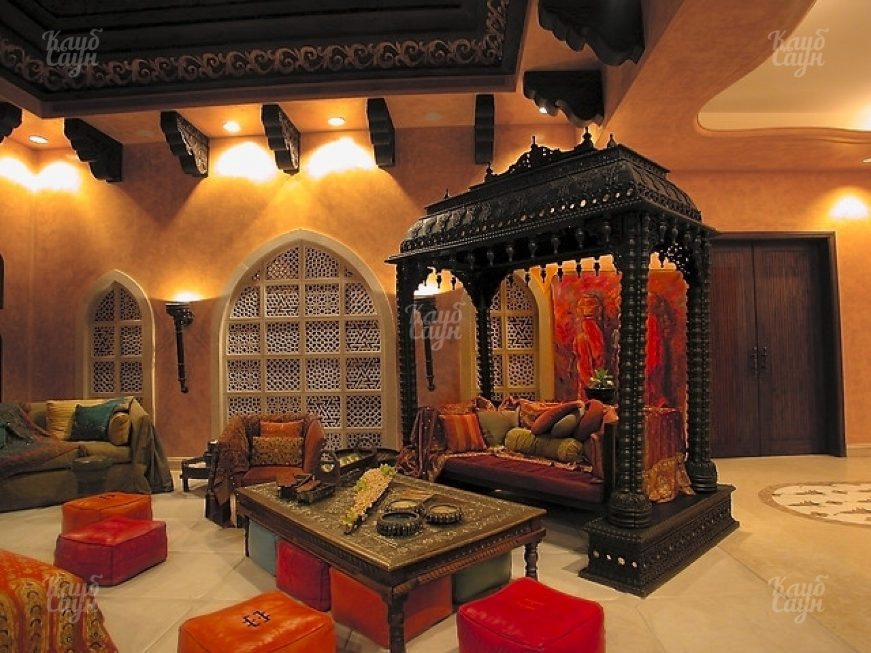 arabian style living room - 1024×751