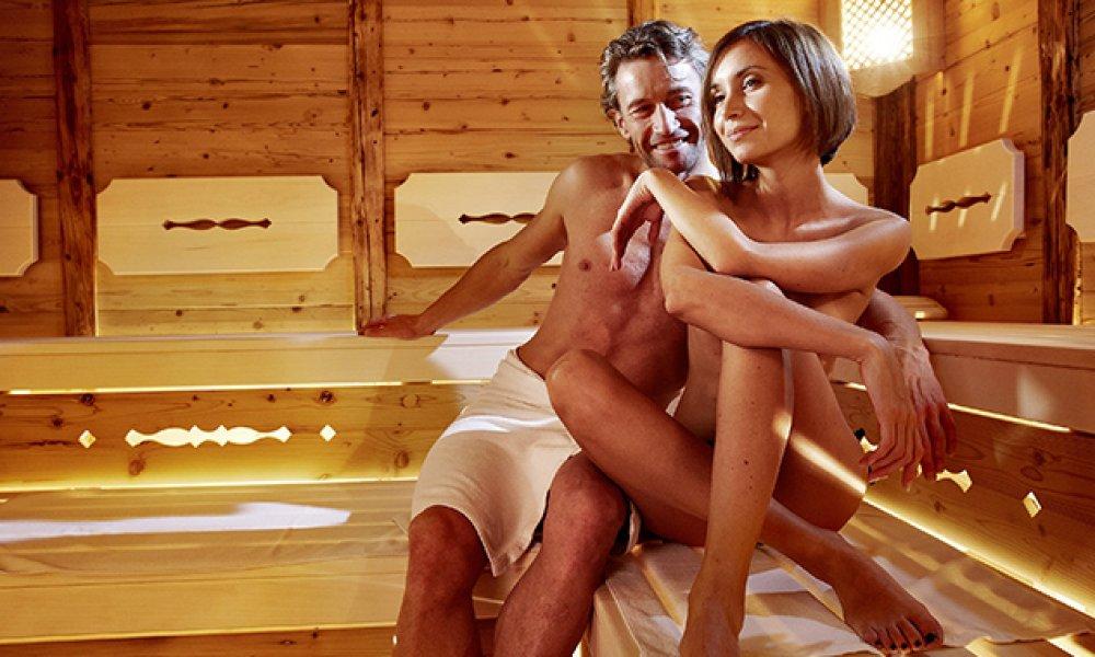 Сексом в бане